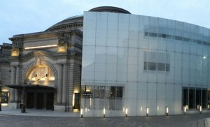 Emergency Lighting Case Study Usher Hall