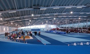 Emergency Lighting Case Study Lea Valley Athletics Centre