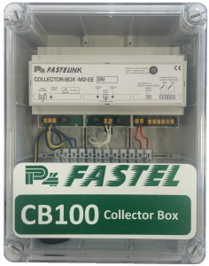 P4 Fastel Emergency CB100 Collector Box