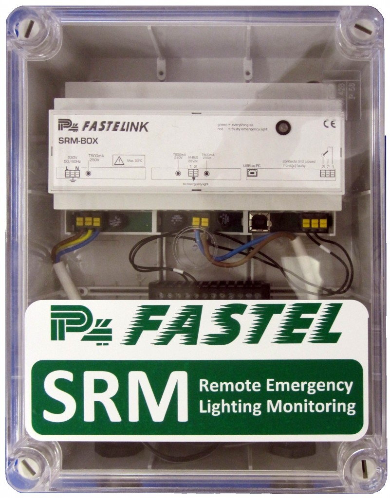 P4 Fastel Emergency Lighting SRM