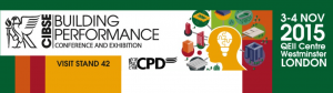 CIBSE Bulding Performance Conference Banner v2
