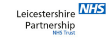 Leicestershire Partnership NHS logo