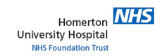 Homerton University Hospital NHS logo