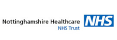 Nottinghamshire Healthcare NHS Logo