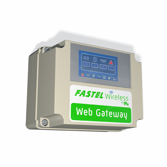 P4 Fastel Emergency Wireless Web Gateway Mini
