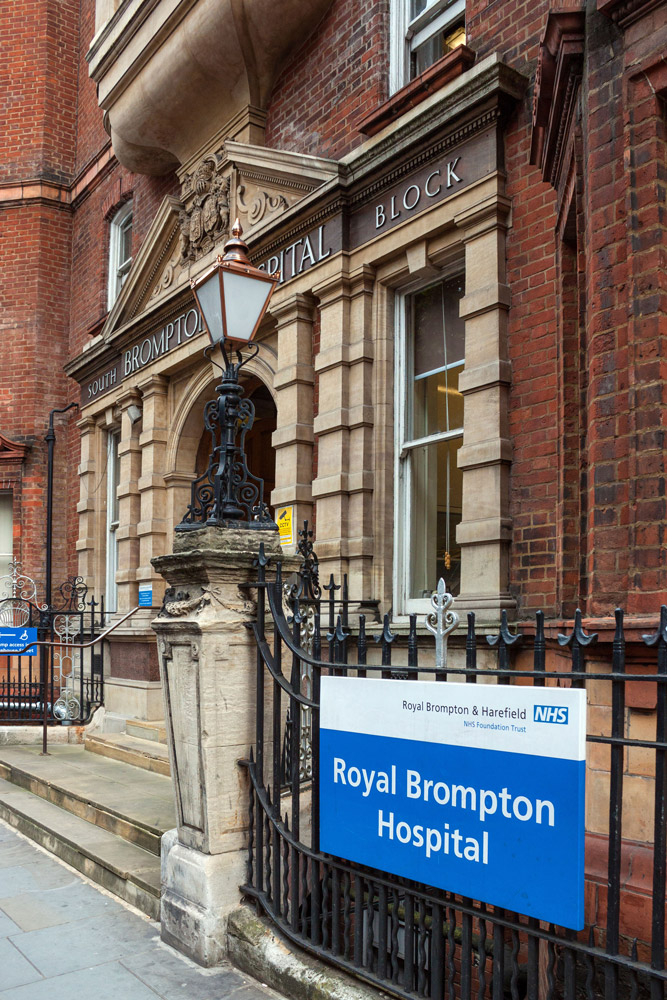 Emergency Lighting Royal Brompton & Harefield NHS Foundation Trust