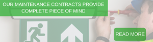 Emergency Lighting maintenance contracts banner