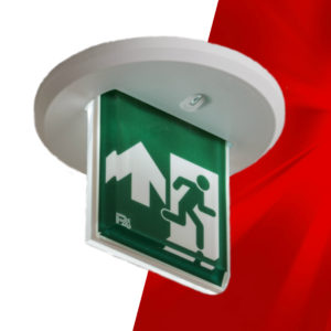 ExiLED Emergency Exit Sign