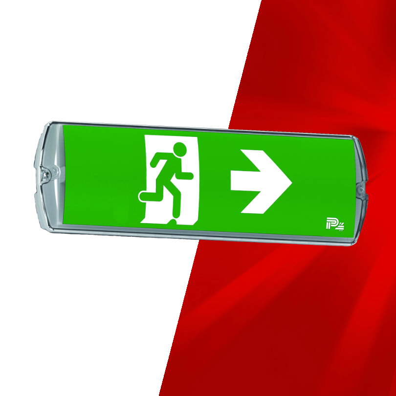 KLIPPA Emergency Exit Sign