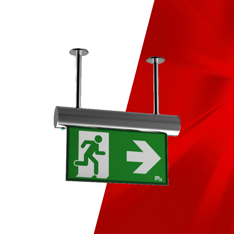 Omikron Ceiling Emergency Exit Sign