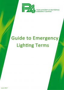 Guide to Emergency Lighting Terms cover