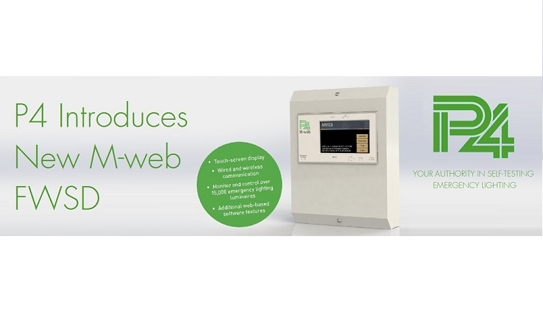 P4 Introduces New M-web FWSD