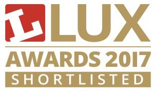Lux Awards Shortlisted 2017 logo